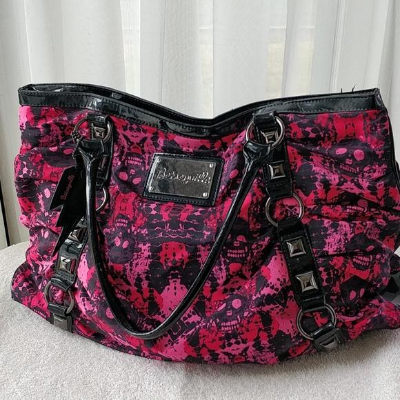 Betseyville by Betsey Johnson Large Shoulder Bag